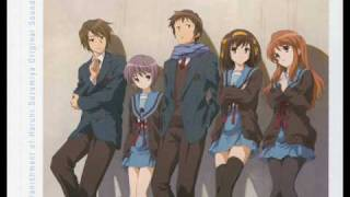 The Vanishment of Haruhi Suzumiya OST - 08 - Kodoku Sekai no Hirogari