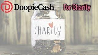 💜 Doopie Cash For Charity