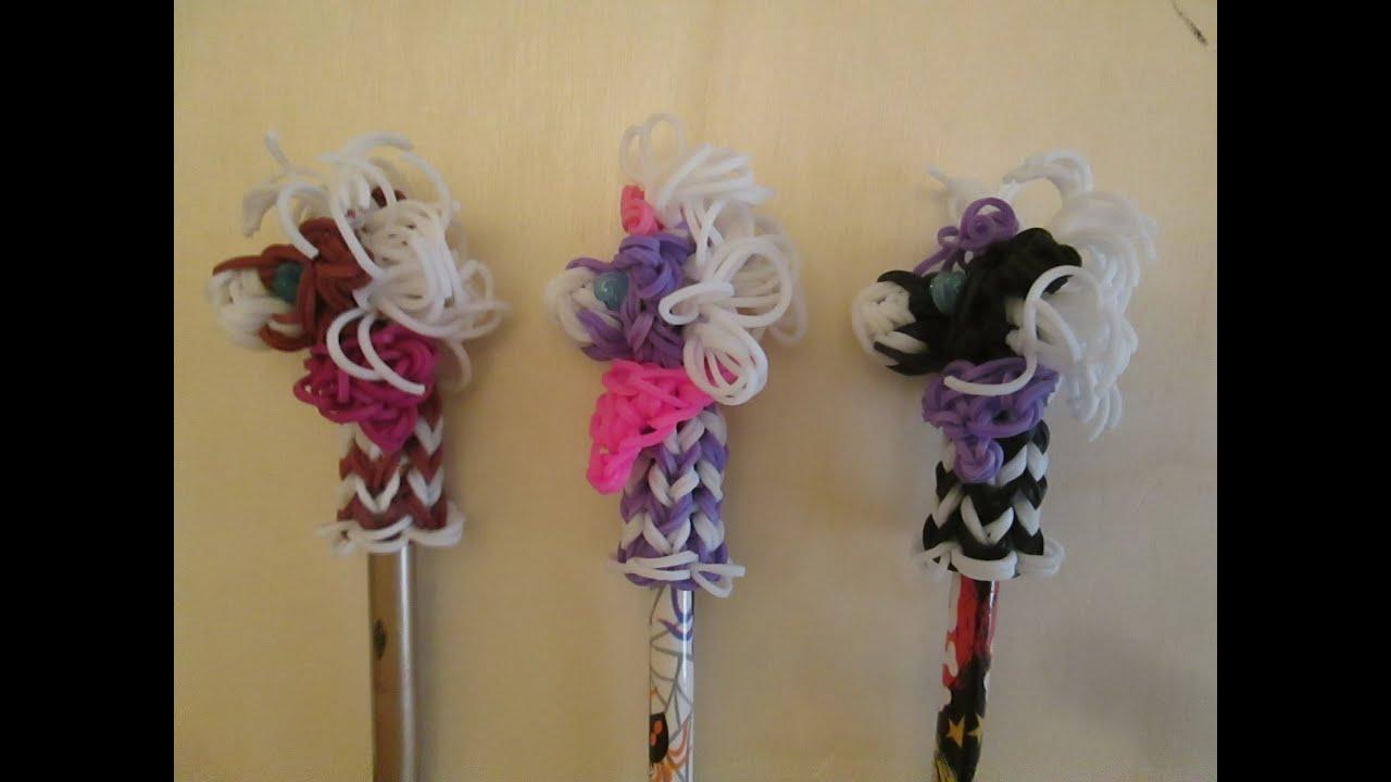 плетение чомбура схема