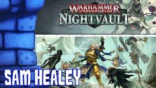 Warhammer Underworlds: Nightvault Review with Sam Healey