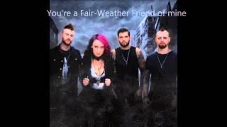Stars In Stereo - Fair-Weather Friend Lyrics