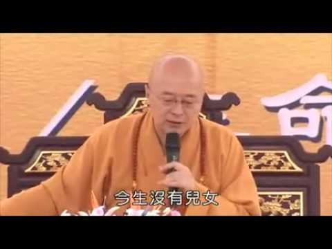 海濤法師《佛說善惡因果經》重慶華嚴寺 1 - YouTube