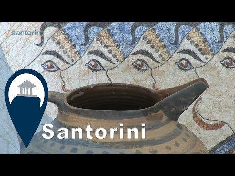 Santorini | The Archaeological Museum