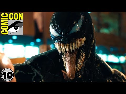 New Venom Footage Revealed at SDCC