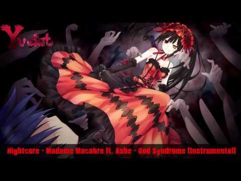 Nightcore - God Syndrome 【Instrumental】