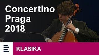 Slavnostní koncert laureátů Concertino Praga 2018