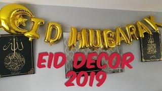 Eid Decoration Ideas | House Tour | Decorating our house for Eid 2019