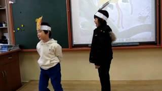 漢城華僑小學 二孝 第7組 戲劇表演