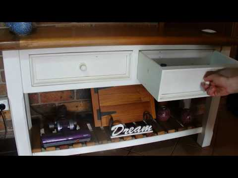 How to Make Wooden Drawers Slide More Easily - Simple & Easy - Step by Step Instructions