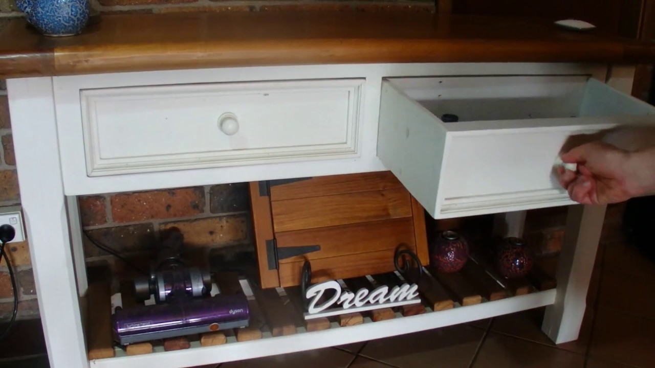 How To Make Wooden Drawers Slide More Easily Simple Easy Step By Step Instructions