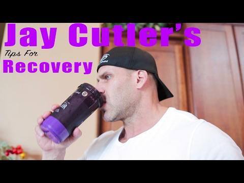 Jay Cutler' Tips For Recovery