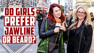Download lagu Do girls prefer jawline or beard?