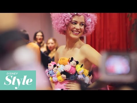 The Making of the Tsum Tsum Dress | Disney Style