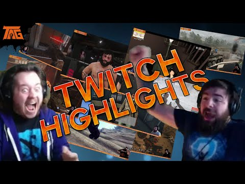First half of 2016! - Twitch Highlights