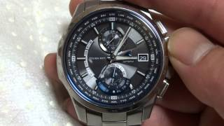 Smart Access.World time ・CASIO OCEANUS・OCW-T1000