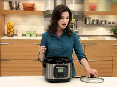 Living Well Pressure Cooker - Part 2 : Control Panel