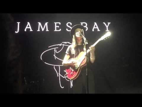 James Bay - Guitar Solo+Scars, Live in Korea, 2016/01/27