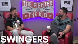 Theo Von's Swinger Party Experience | The Fighter and The Kid