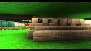 Minecraft cargo ship 1:1 , Engine Room (bulk carrier) ~Part 4~