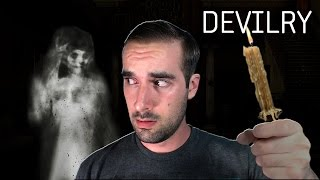 Devilry | Indie Horror Game (1) - SO FREAKING CREEPY!
