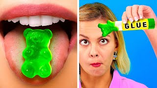 ONLY SWEET HACKS! || Yummy Food Hacks For A Sweet Tooth by 123 Go! Live