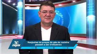 Reajustes de preços do gás de cozinha passam a ser trimestrais