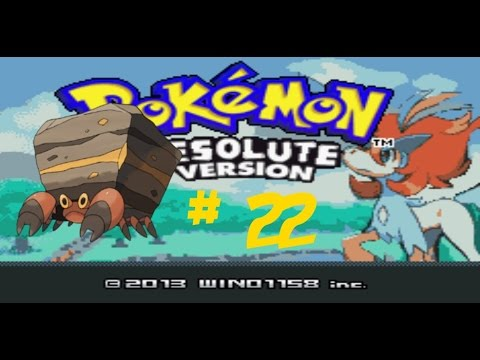 Pokémon Resolute Version! Chinchilla City! #22