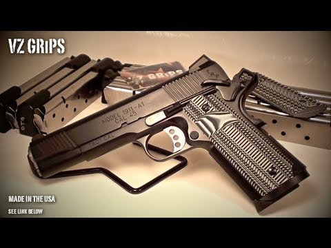 VZ GRiPS - Super Scoop - SPRINGFIELD TRP by OilThe Gun