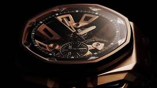 Royal Oak Offshore Tourbillon Chronograph - 25th anniversary edition - Audemars Piguet