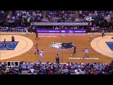 Hopkins Amir Coffey Buzzer Beater in 4 OT (HD) Final 16 Seconds + Post Game Interview