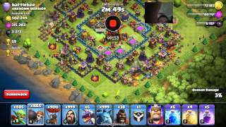 How to attack on clash of clans using xmod
