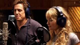 Hugh Grant & Haley Bennett - Way Back Into Love with lyrics