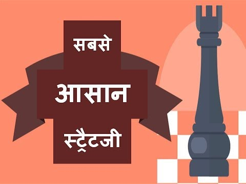 (Hindi)Nifty Trading strategy - Worlds easiest strategy in online Stock market trading