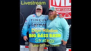 Dion Hibdon How T๐ Catch Bass On Lake of the Ozarks