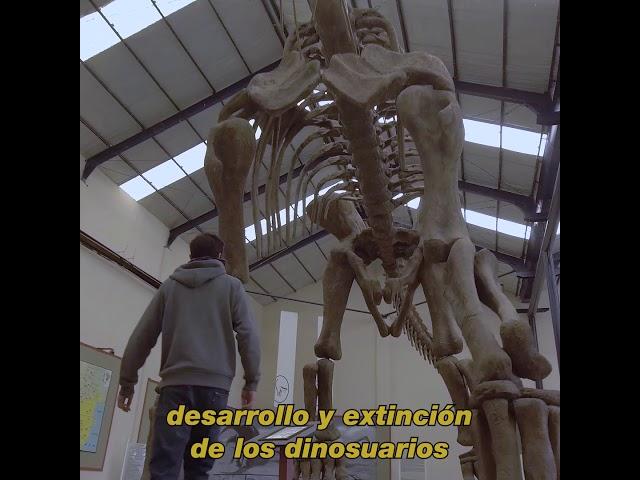 Patagonia, Tierra de Dinosuarios trailer