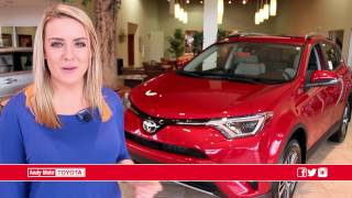 2017 Toyota RAV4 Review | Andy Mohr Toyota | Indianapolis, Indiana