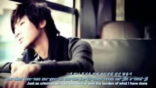 [4.13 MB] [Eng, Rom & Kor] K.Will - 못된 생각 (Nothing Left)