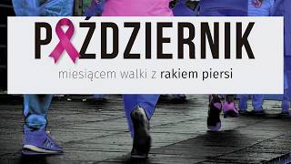 PARS Październik miesiącem walki z rakiem piersi