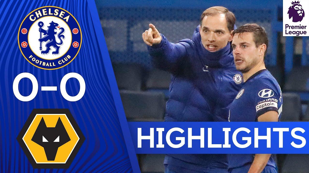 Download Chelsea 0-0 Wolverhampton Wanderers   Premier League Highlights