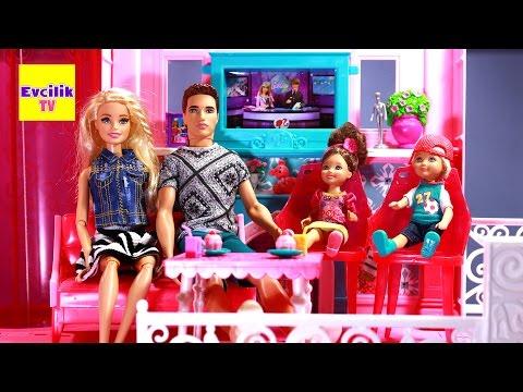 Barbie Rüya Evi istek Video | Barbie Türkçe İzle | Evcilik TV Barbie Oyunları