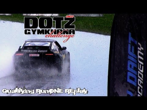 DOTZ Gymkhana Challenge 2017 – Qualifying RunONE Replay