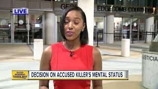 Decision on accused Seminole Heights killer