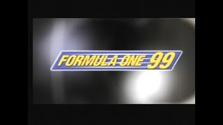 Playthrough [PSX] Formula One 99