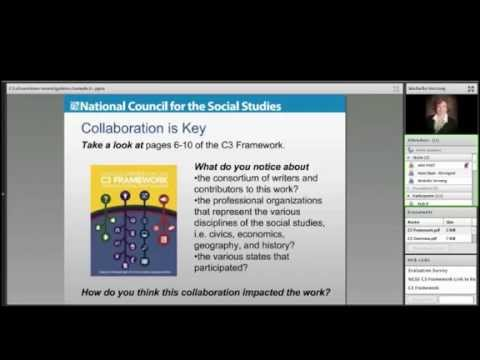 3-10-15 Introduction to C3Framework for Educators