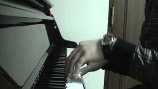 電子ピアノで一度アップしましたが、普通のピアノで弾きたくなり、実家...