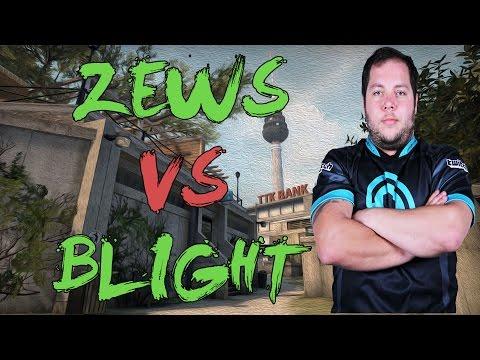 CSGO: POV IMT zews vs Blight (27/13) overpass @ ELEAGUE Season 2 NA Qualifier