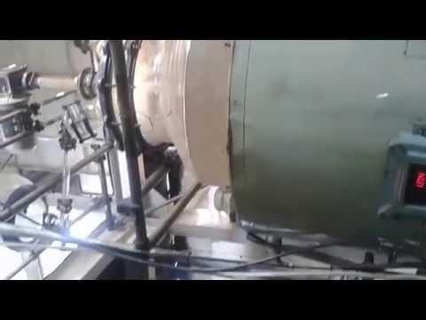 700Ltr Glass Distillation Unit - Star Scientific Glass Co.