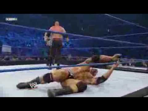 Friday Night Smackdown! (11/27/09): Kane vs. Batista [Part 2/2]из YouTube · Длительность: 5 мин27 с