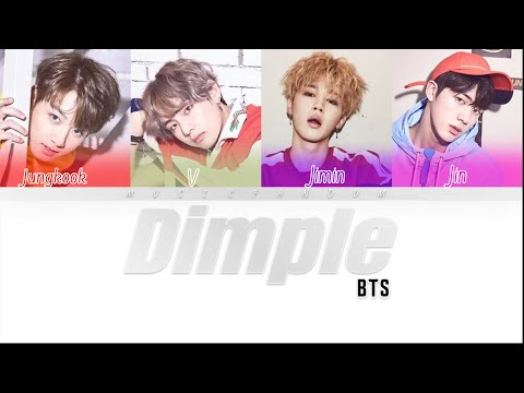 BTS (방탄소년단) ~ Dimple/Illegal (보조개) [Color Coded Han|Rom|Eng|가사]