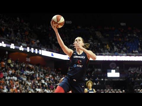 The Best Of Emma Meesseman (WNBA Finals 2019)